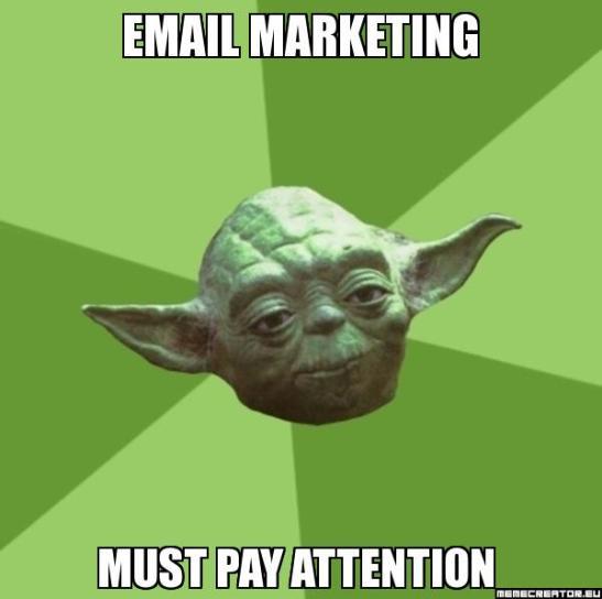 Listen to Yoda